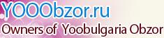YOOObzor. Owners of Yoobulgaria Obzor
